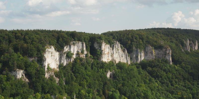 Fels Donautal